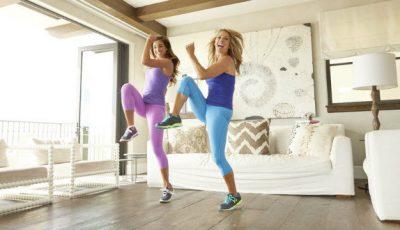 Exerciţii pe care le poți face cu fiica ta!