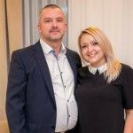 Foto: Alexandra Porubin-Bodarev:  Eu și soțul meu suntem ca și Zenit și Nadir, dar asta ne atrage!