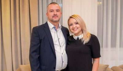 Alexandra Porubin-Bodarev:  Eu și soțul meu suntem ca și Zenit și Nadir, dar asta ne atrage!