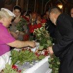 Foto: O Moldovă întreagă își ia rămas bun de la Ana Barbu