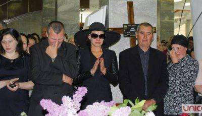 Ana Barbu a fost aplaudată pentru ultima oară la Palatul Național!