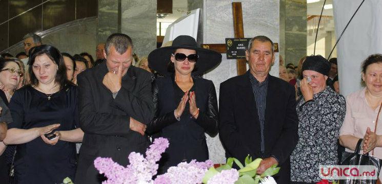 Foto: Ana Barbu a fost aplaudată pentru ultima oară la Palatul Național!