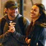Foto: Confirmat! Bradley Cooper și Irina Shayk formează un cuplu