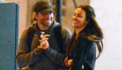 Confirmat! Bradley Cooper și Irina Shayk formează un cuplu