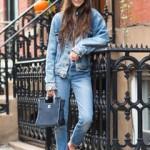 Street Style - New York City - November 2014