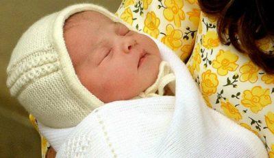 Cum o cheamă pe fiica lui Kate Middleton și a Prințului William