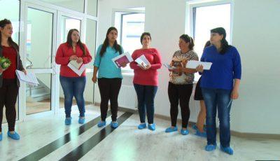 """Numele participantelor proiectului """"Slăbeşte Sănătos"""""""