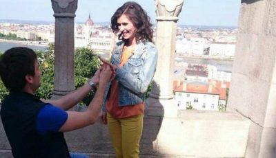 Prezentatoarea Stela Mikşanski s-a logodit
