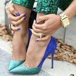 Foto: Pantofii stiletto nu mai sunt la modă!