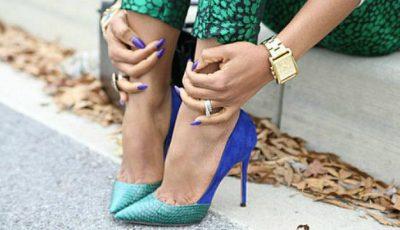 Pantofii stiletto nu mai sunt la modă!