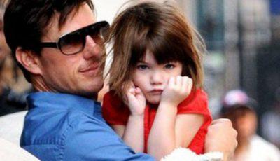 Veste șocantă! Tom Cruise nu este tatăl lui Suri