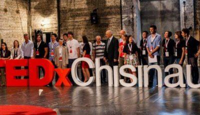 StarNet – partener la desfășurarea TEDx Chișinău: Crossroads