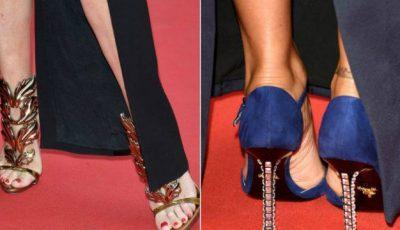 Nu a fost acceptată pe covorul roșu la Cannes pentru că nu putea purta tocuri!