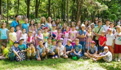 Club de vară pentru copii