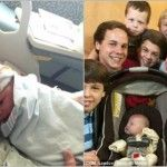 Foto: A născut 13 băieţi şi nicio fată! Ce spun medicii