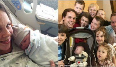 A născut 13 băieţi şi nicio fată! Ce spun medicii