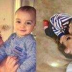 Foto: Anna Lesko i-a tăiat moţul copilului!