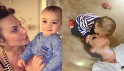 Anna Lesko i-a tăiat moţul copilului!