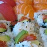 Foto: S-au îmbolnăvit de Salmonela din sushi!