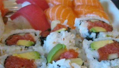 S-au îmbolnăvit de Salmonela din sushi!