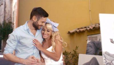 Scene fierbinți în noul videoclip al Nataliei Gordienko!