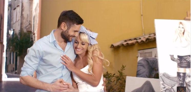 Foto: Scene fierbinți în noul videoclip al Nataliei Gordienko!
