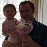 Foto: Fiica Angelei Gonţa şi a lui Vlad Filat este astăzi omagiată!