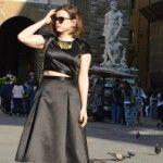 Foto: Cu ce i-a cucerit Ylianna Danko pe vizitatorii expoziției din Firenze!