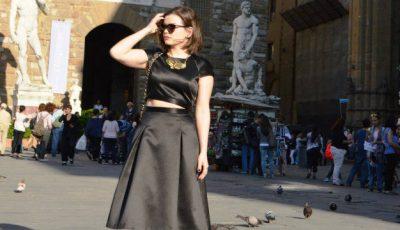 Cu ce i-a cucerit Ylianna Danko pe vizitatorii expoziției din Firenze!