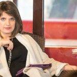 Foto: Olga Melniciuc: Proiectul pentru următorii ani este fiica mea de doar o lună!