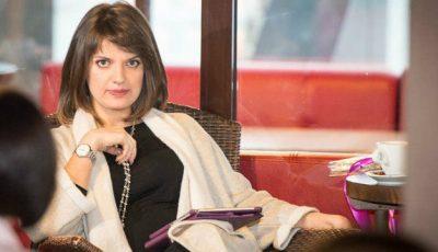 Olga Melniciuc: Proiectul pentru următorii ani este fiica mea de doar o lună!