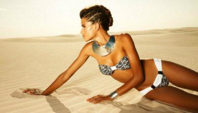 Cum să arăți bine la plajă, fără gram de machiaj!