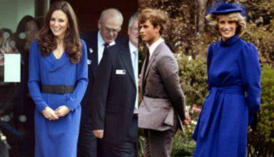 Kate Middleton o copiază pe mama-soacră!