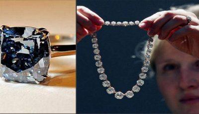 Valorează milioane de dolari! Cele mai scumpe bijuterii din lume