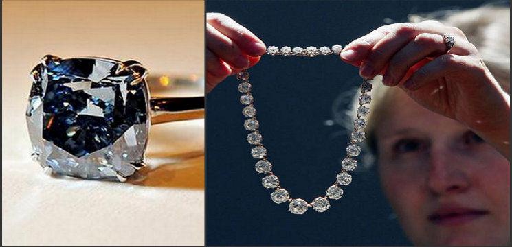 Foto: Valorează milioane de dolari! Cele mai scumpe bijuterii din lume