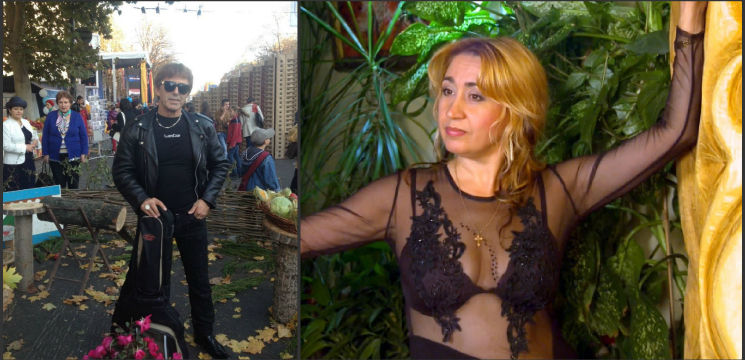 """Foto: Silvia Grigore către Ricky Ardezianu: """"Voi, lepădături românești, luați-vă """"ciomadanele"""" și frecați-o peste Prut!"""""""