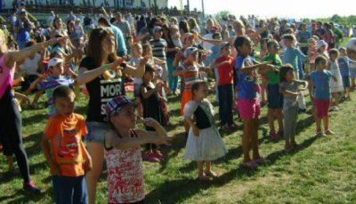 Complexul Vatra a organizat două zile de poveste pentru copii
