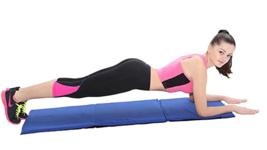 Foto: Cinci exerciții pentru un abdomen sculptat!