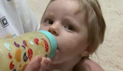 O fetiță bătută cu cruzime de propria mamă și aruncată în dulap are nevoie de ajutorul dvs. Să o ajutăm pe Mașa să se facă bine!