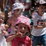 """Foto: Copiii născuți la Medpark și prietenii lor au sărbătorit """"Medpark Baby Fest 2015"""""""