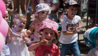 """Copiii născuți la Medpark și prietenii lor au sărbătorit """"Medpark Baby Fest 2015"""""""