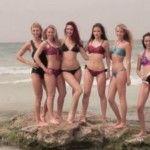 Foto: Au fost inventați bikinii inteligenți!