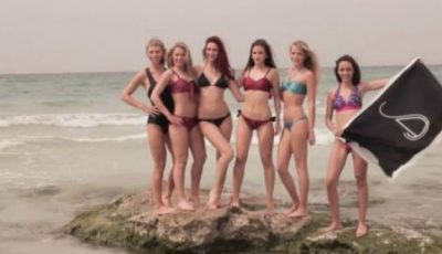 Au fost inventați bikinii inteligenți!