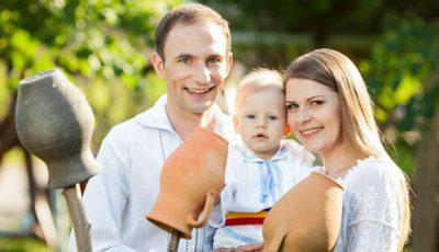 Fiul lui Ion Paladi a împlinit un anișor. Ce îi dorește tatăl!