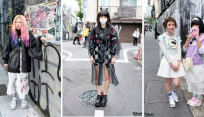 Ce poartă tinerele din Japonia în această vară!