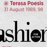 """Foto: Cumpără haine de la vedetele autohtone. Vino la Târgul Caritabil """"Fashion for Action"""""""