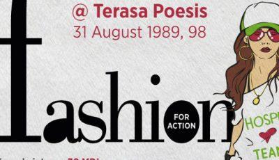 """Cumpără haine de la vedetele autohtone. Vino la Târgul Caritabil """"Fashion for Action"""""""