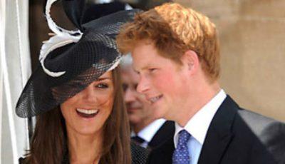 Prințul Harry s-a logodit în secret! Vezi cine e norocoasa