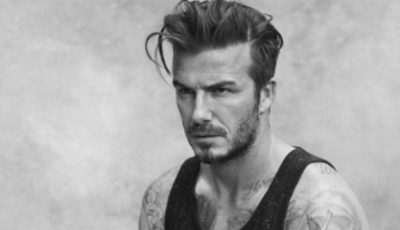 David Beckham debutează în actorie!