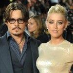 Foto: Amber Heard vorbește prima dată despre căsătoria cu Johnny Depp